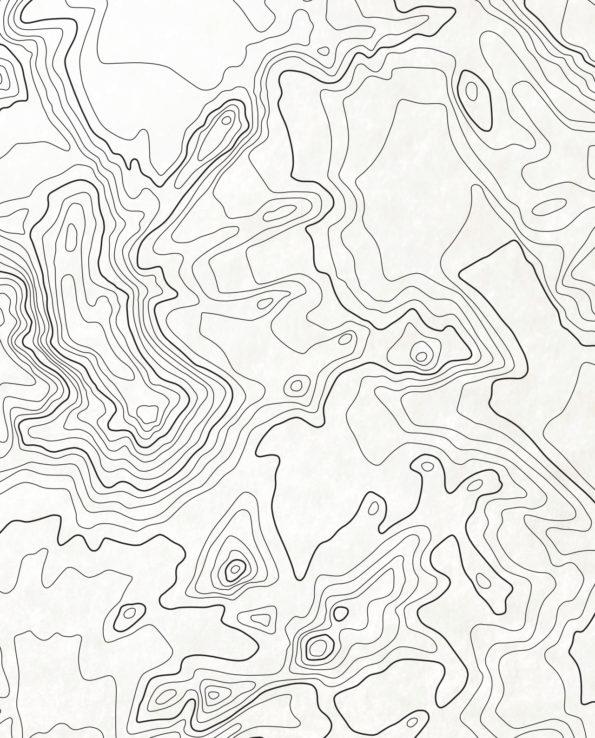 Vinson Massif Vintage Background Closeup