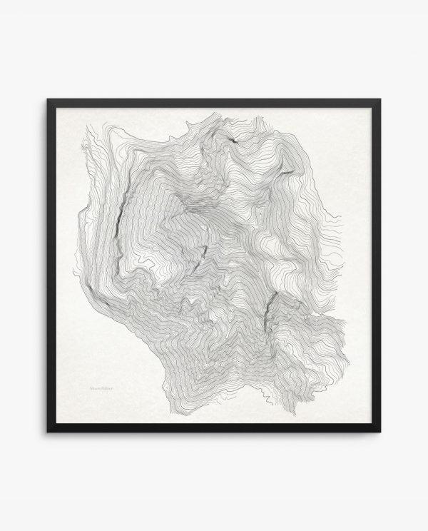 Mount Robson Vintage Poster